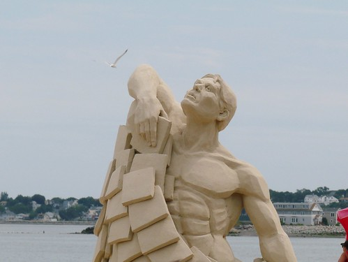 Revere Beach Sand Sculpting Festival