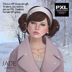 [PXL] JADE winter VIP gift