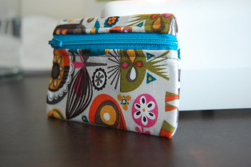 March 17: Easy Zippy Pouch