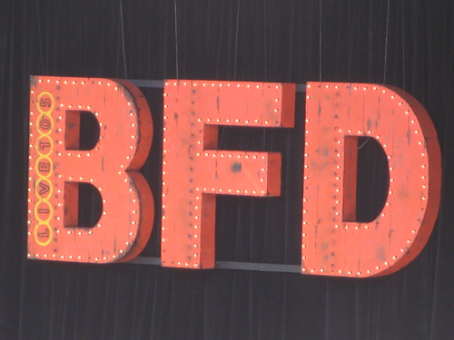 Live 105 BFD 2013