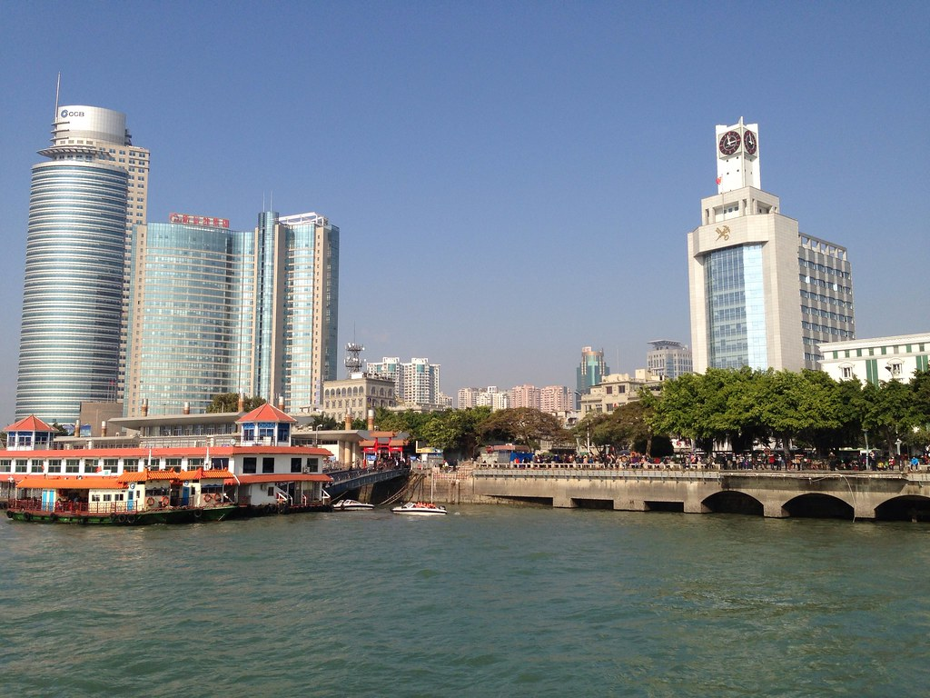 Ferry Terminal to Gulangyu
