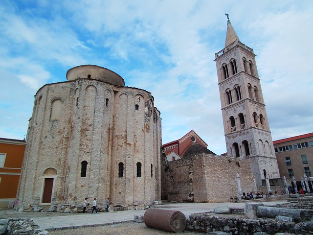 Church of St. Donatus - Zadar, Croatia