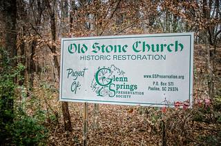 Glenn Springs Preservation