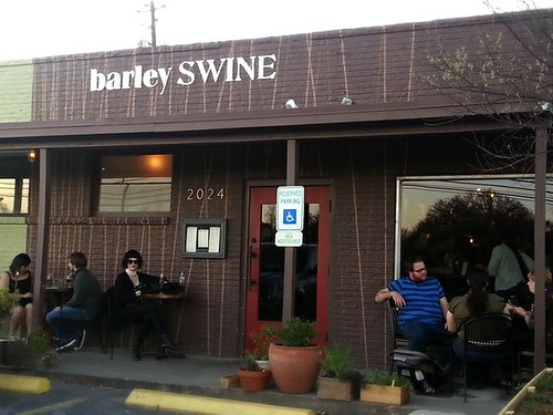 Barley Swine, Austin