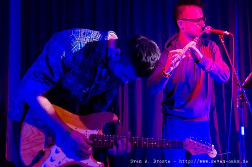 Andrea Puddu & Tristano Pala / Flowin Immo & The Hoo (SAD_20130928_NKN0629)