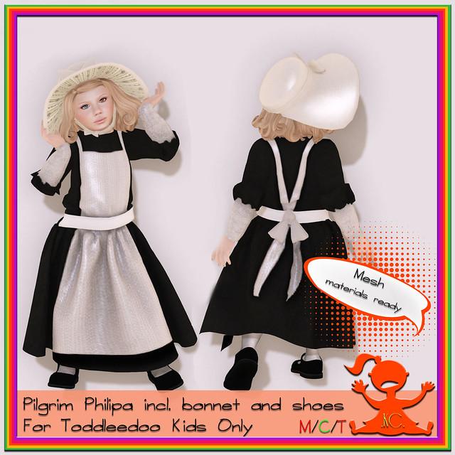 Kidz Clozet - Pilgrim Philipa