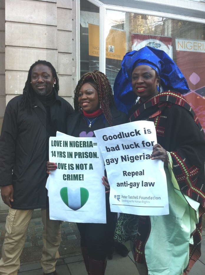 Nigerians who participate in LGBTI organisations and will make human rights advocacy by LGBTI groups will be jailed