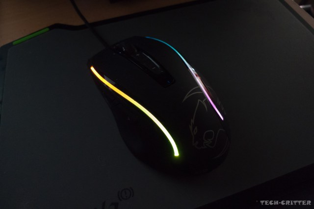 Quick Review: ROCCAT Kone XTD Gaming Mouse 12