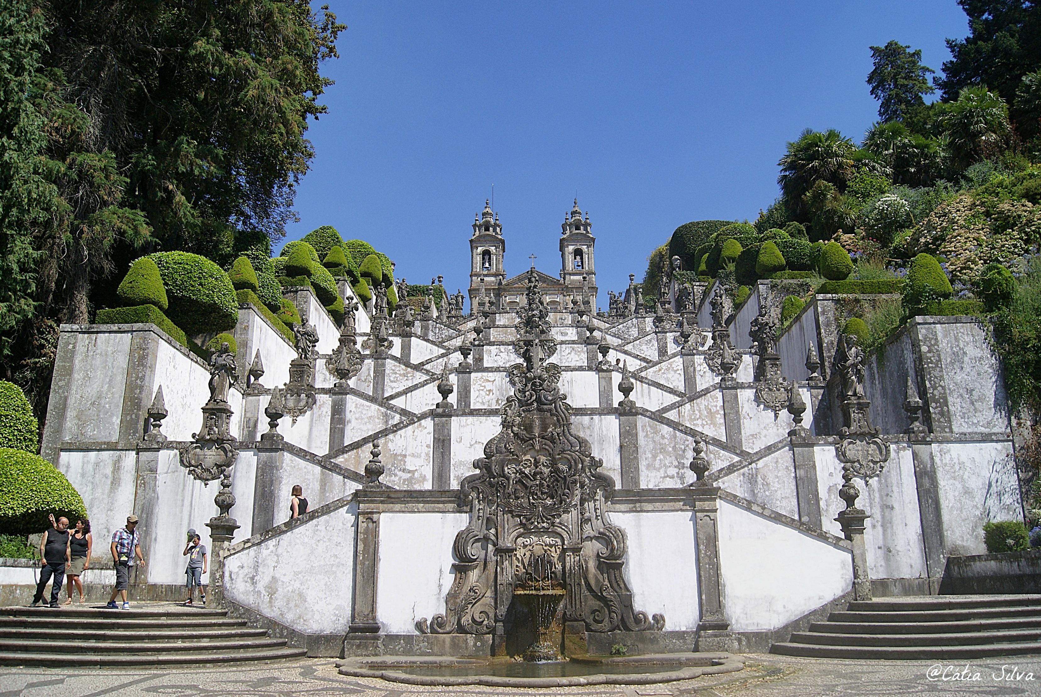 Santuário do Bom Jesus do Monte - Braga - Portugal (15)