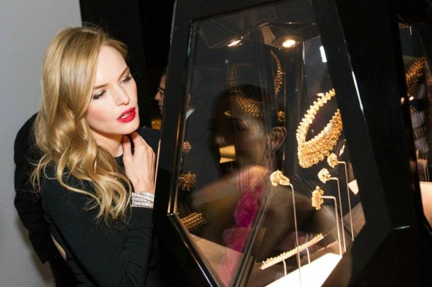 kate bosworth, bulgari