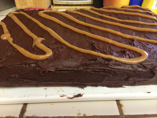Turtle cake for gem's birthday (4/6)