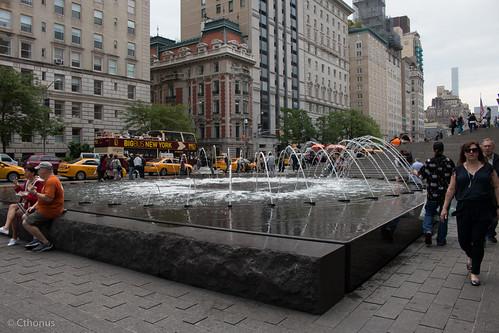 David H Koch Plaza