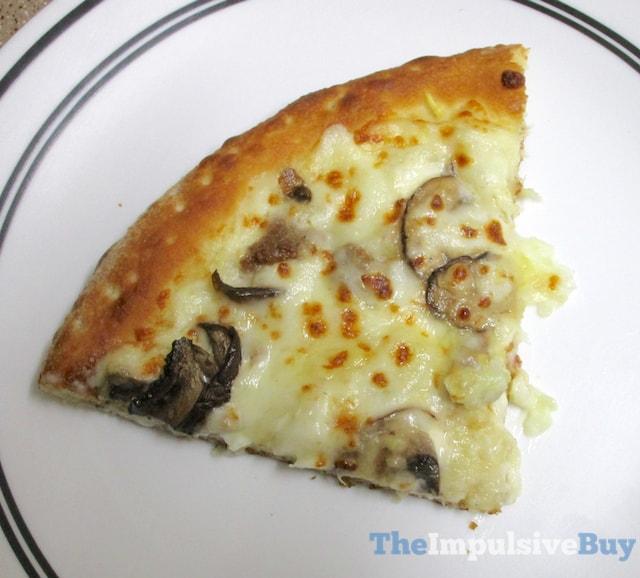 Papa John's Mushroom Swiss Burger Pizza 2