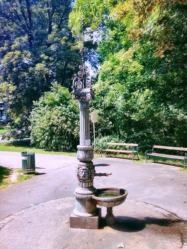 Grazer Stadtpark - main city park by SpatzMe