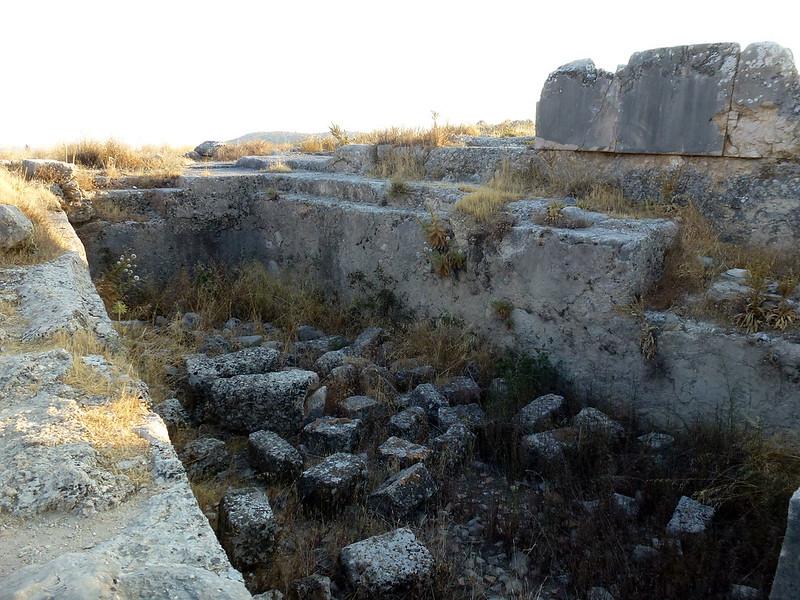 Turquie - jour 16 - Cités lyciennes - 078 - Patara et Xanthos