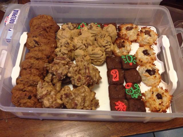 Holiday Bakefest 2013