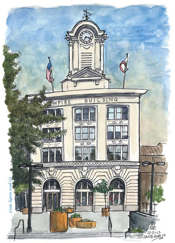 courthouse santa rosa