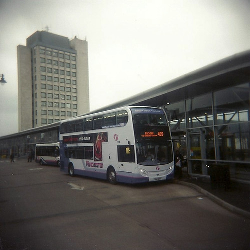First Greater Manchester, Enviro400, Holga style