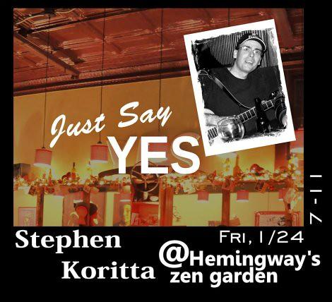 Stephen Koritta 1-24-14