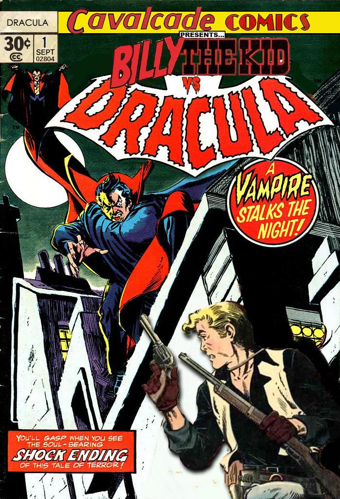 Cavalcade Comics 01