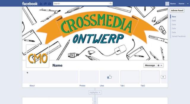 CMO Facebook-pagina