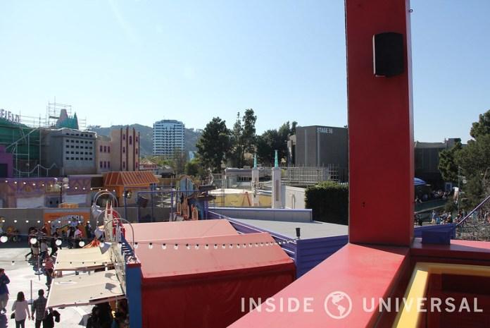Photo Update: February 8, 2015 - Universal Studios Hollywood - Springfield