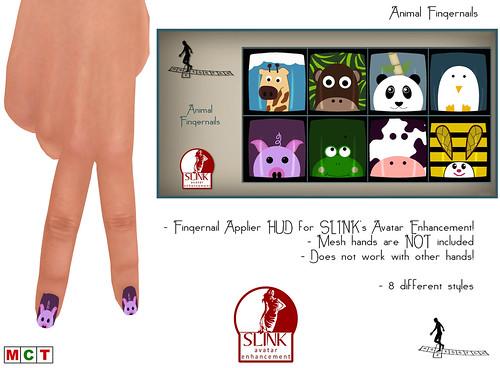 Animal Fingernails
