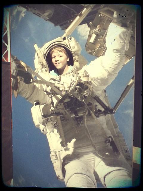 Pojke i rymden