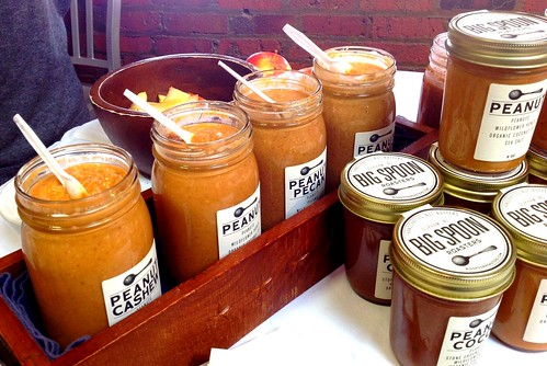 Several Nut Butters to Choose