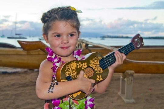 ukulele annie