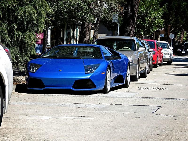 Lamborghini Murcielago LP-640 spotted in Carmel, CA