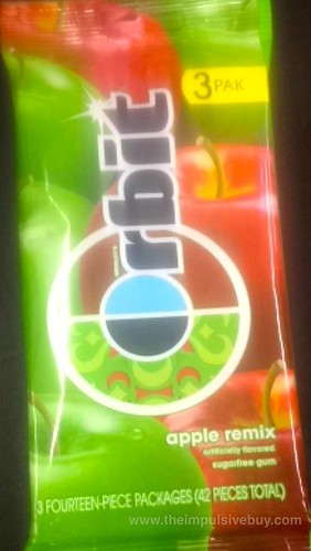 Orbit Apple Remix Gum