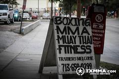 Houston Muay Thai Sparring Night III