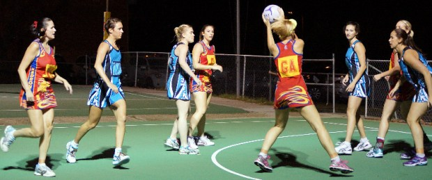 Kedron Lions Red were overwhelmed by minor premiers Rawesomes in the A-Grade grand final.