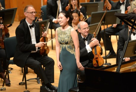 2016 Gina Bachauer International Young Artists Finals with Utah Symphony