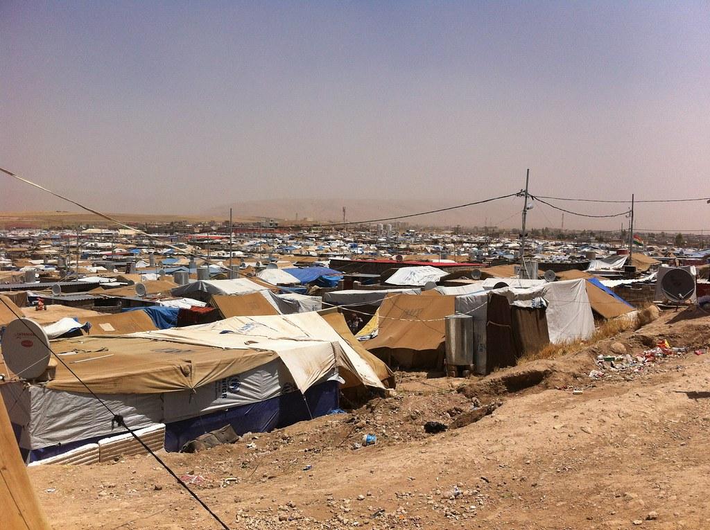 Iraq, Kurdistan & Syrian Refugees