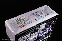 Metal Build 00 Gundam 7 Sword and MB 0 Raiser Review Unboxing (8)
