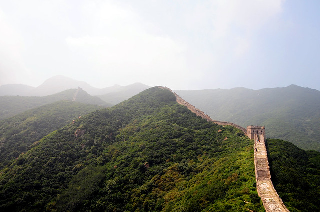 Great Wall / La Gran Muralla