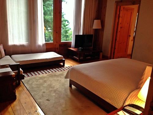 uma bedroom