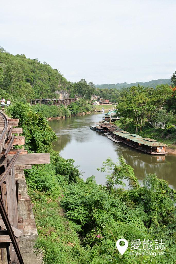 桂河大桥铁道之旅 The Bridge over the River Kwai (5)