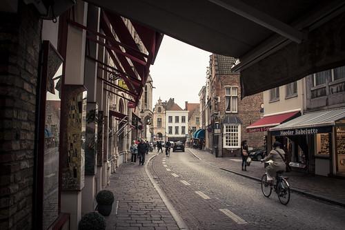 Moeder Babelutte (Bruges, Belgique) - Photo : Gilderic