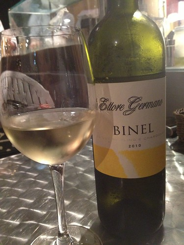 Binel Langhe Bianco D.O.C [2010]@恵比寿 es