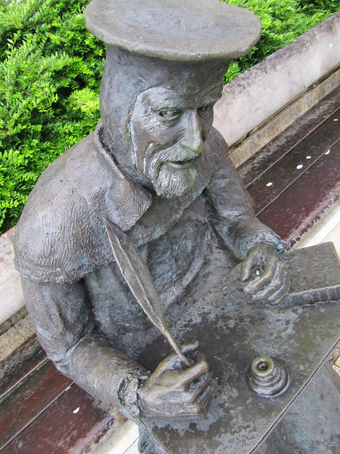 William Tyndale statue, Bristol