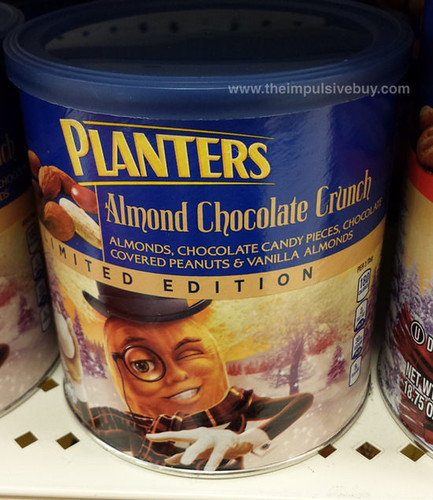 Planters Limited Edition Almond Chocolate Crunch