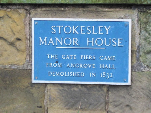 Stokesley Manor House