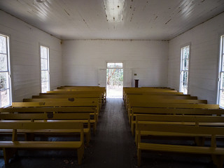 Palmer Chapel Methodist Church Interior