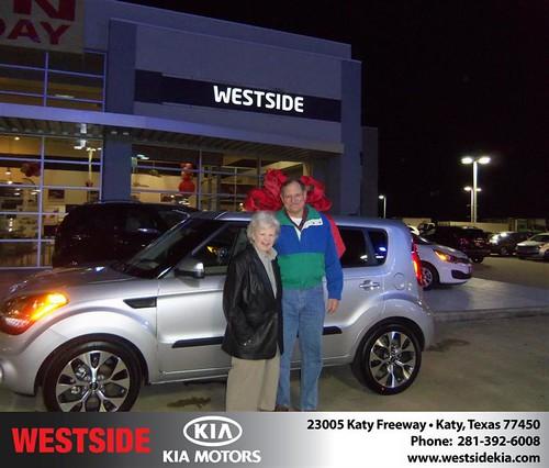 Westside Kia would like to wish a Happy Birthday to Katherine Bryant! by Westside KIA