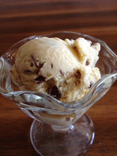 Malted Milk Ice Cream