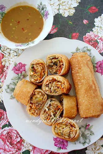 hainanese spring rolls wendy