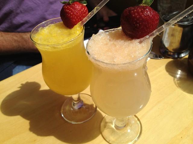 Mimosas - Judy's Cafe